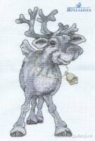 рождественнский олень.