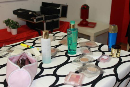МК макияж