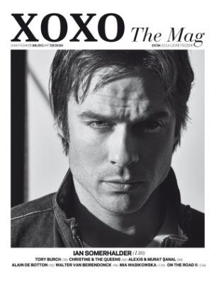Йен на обложке XOXO The Mag (October, 2014)