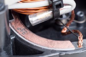 Domel Vacuum Cleaner Motor 491 3 752 3