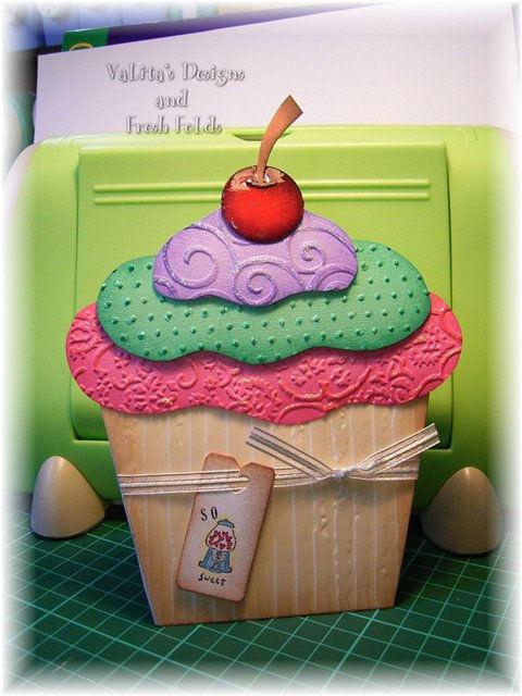 Открытка тортиком своими руками