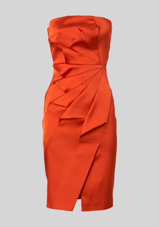 фасон платья в пол с завышенной талией фото