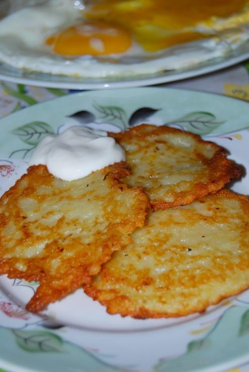 Драники из картошки рецепт простой способ