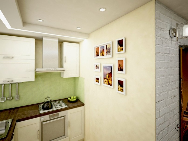 Интерьер двухкомнатной квартиры брежневка фото
