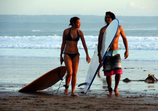 Фотоконкурс. Серфинг на Бали. woofer.